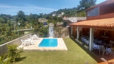 Holiday homes in Mairiporã Up to 15 people R $ 900.00.(promotion)
