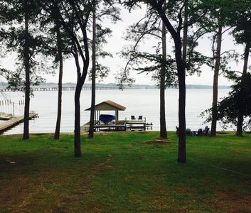 Remodeled Lakehouse!  Large deck with amazing water views! Gorgeous interior!