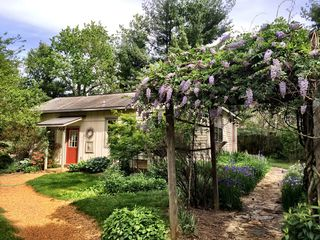 Wisteria Cottage Couples Retreat Homeaway Weaverville