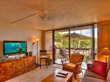Kihei condo rental - New renovations