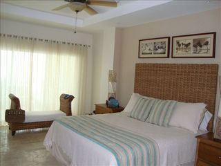 Punta Cana condo photo - Master Bedroom (King size bed)