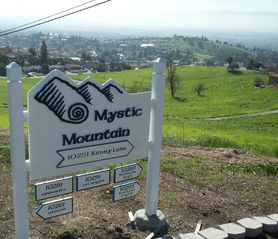 San Jose apartment photo - Mystic Mountain sign