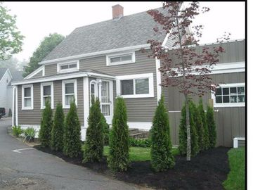 Ogunquit cottage rental - New Landscaping, outdoor seating