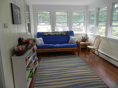 Harwich - Harwichport house rental - Sunroom