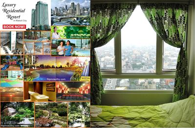 image for Luxury Resort Condominium Ocean View Makati Central District + Wifi