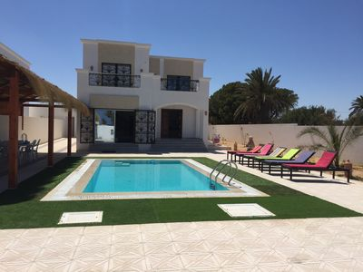 image for Beautiful villa with pool not overlooked
