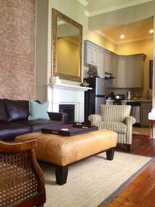 Beautiful French Quarter Condo  with courtyard balcony!