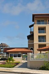 Aruba condo photo - Security Gate House