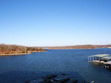 Osage Beach condo rental - View from condo patio