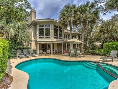 20 Sandhill Crane - Beautiful and Spacious Home in Sea Pines Plantation