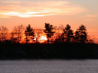 Decatur chalet photo - Great Sunrises and Sunsets/Just Another Day in Paradise