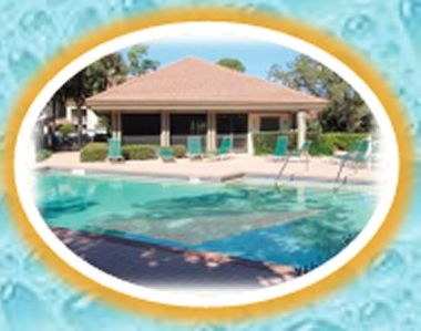Swimming Pool in the Sandpiper Community