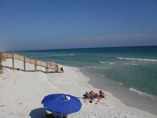 Navarre Beach condo photo - Most Beautiful Beach in the World 5 Minute Walk