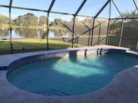 DECEMBER Special *Luxury!! Heated Pool Home On Lake W/ 3br 2.5ba