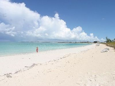 Providenciales - Provo villa rental - Grace Bay Beach Rated #1 in the world!