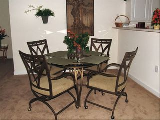 Calabash condo photo - Comfortable Dining area w additional seating avail