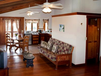 Placencia house rental