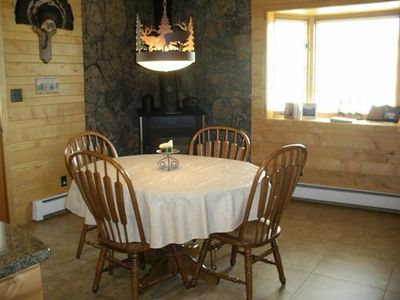 Keystone house rental - Breakfast Area