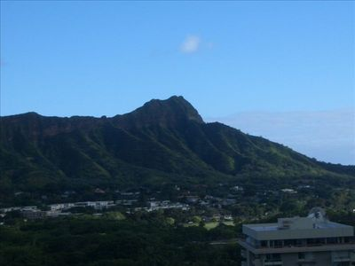 Diamond Head out your window