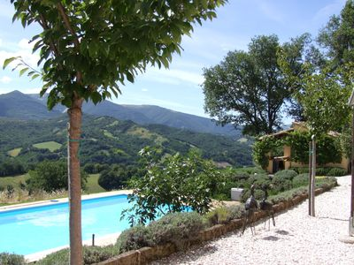 Azienda Cerqueto - Swimming Pool