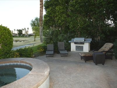 Indio house rental - BBQ and Margaritas at sunset? Sounds great!
