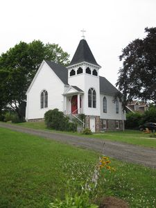 Renovated Church Overlooking Annapolis Royal