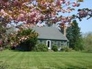 This secluded property is close to the Historic Town Center of West Tisbury. - West Tisbury house vacation rental photo