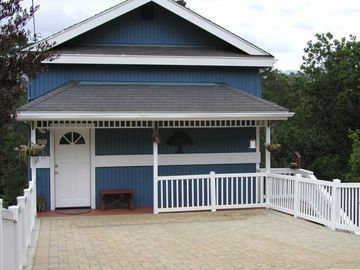 Cambria house rental - Emerson Tree House is Located in the Neighborhood of Lodge Hill.