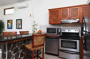 Jaco condo photo - Fully equipped kitchen
