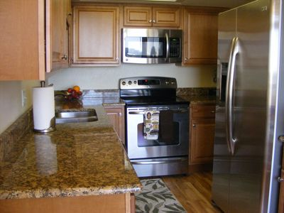 All Stainless Steel GE Appliances.