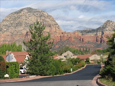 Spacious Southwestern Retreat Among the Red Rocks!