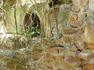 Vieques Island house photo - Playa Grande sugar mill ruins
