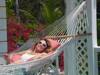 Grand Bahama Island cottage photo - Relaxing in Paradise on Hammock