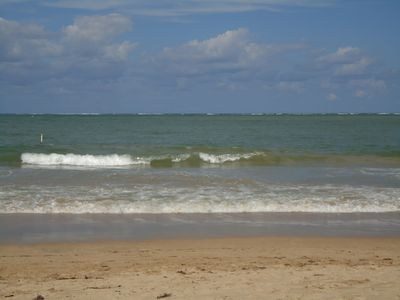 Isla Verde studio rental - Isla Verde beach 5-min walking from condo