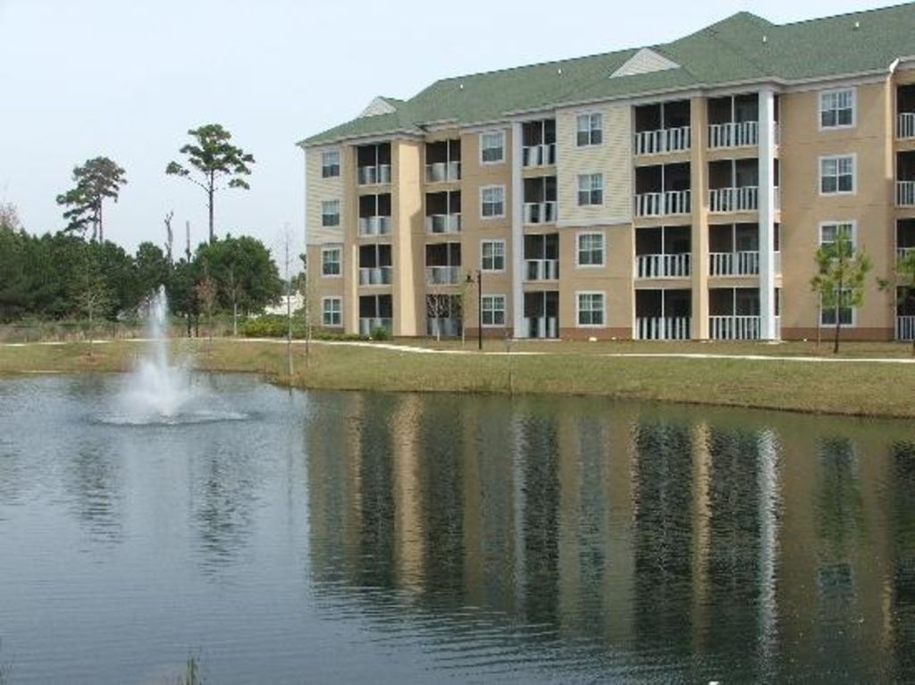 Sheraton Broadway Plantation, Full Condo!