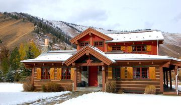 Ketchum house rental