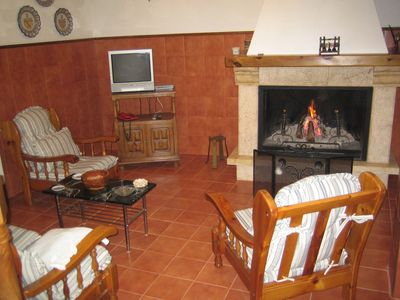 Find the rest and peace you need at Casa Doña Julia in Valdealcón
