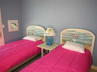 Sunset Island Ocean City house photo - Bedroom 3 - Twin