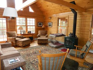 Carrabassett Valley house photo - Front entrance of the home
