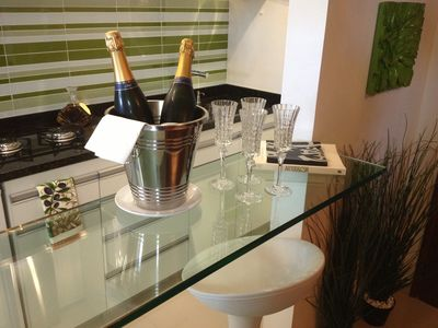 Exclusive standard apartment 5 stars in South Lake in Brasília