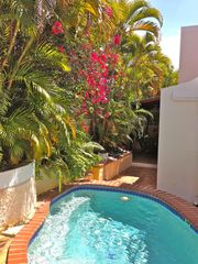 Dorado house photo - Your private backyard - Chalets de Dorado