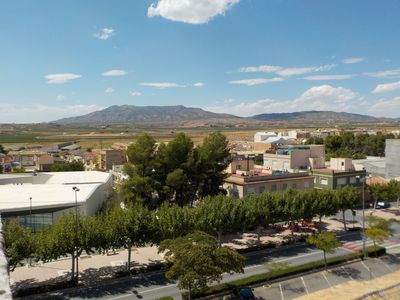 Apartment in town - great location for exploring Pinoso and the surrounding area
