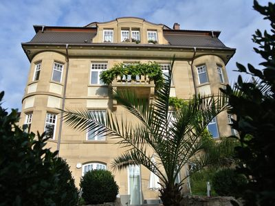 Villa Gräfinger living in a charming Art Nouveau apartment in Festspielhaus close