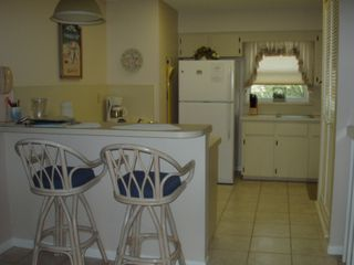 Bonita Springs house photo - Kitchen with Counter Seating