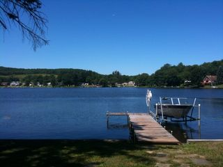 New Milford cottage photo - Let's go swimming!