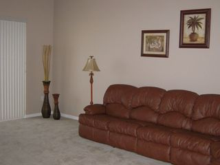 Fort Myers condo photo - Large Sectional Reclining Sofa