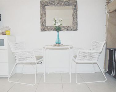 Miami Beach condo rental - Dining Area