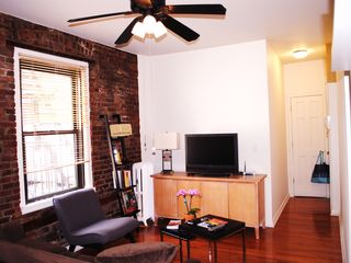 Queens apartment photo - Living room area,
