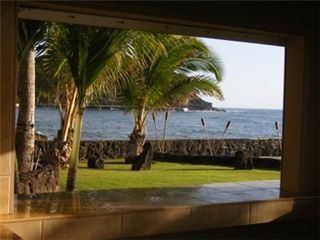 Makaha house photo - Ocean View