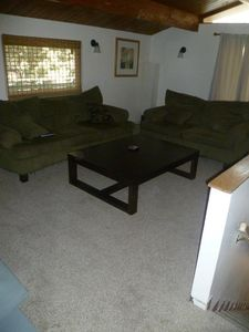 Very cozy and comfortable. PErfect for multiple families.